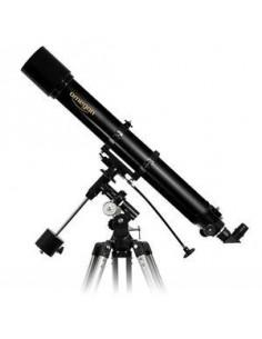 Telescopio refractor 90/1000 Omegon