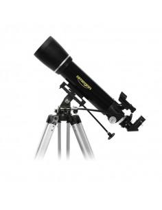 Telescopio refractor 102/600 Omegon