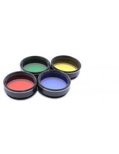 Filtros de 4 colores básicos Teleskop Service