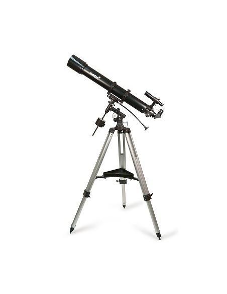 Telescopio refractor Levenhuk 90/900
