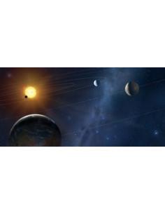 Viaje astronómico por el Universo