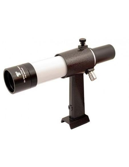 Buscador 6x30 TS Optics - blanco
