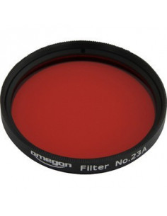 "Filtro rojo 23A Omegon 2"""