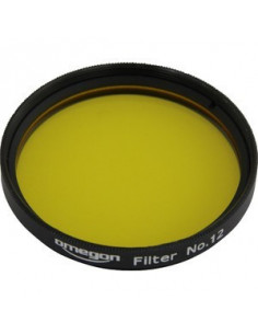 Filtro amarillo 12 Omegon 1.25