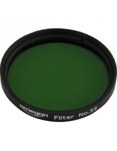 Filtro verde 56 Omegon 2