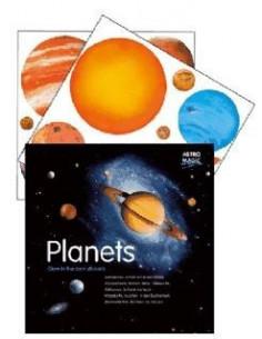 Planetas que brillan en la oscuridad