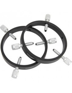 Abrazaderas Omegon básicas para tubo guía de 105 mm