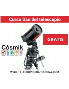 Curso gratis uso del Telescopio