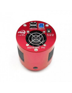 Cámara ZWO ASI 183MC Pro Refrigerada