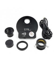 """Rueda de 5 filtros motorizada ZWO EFW mini 1.25"""""""