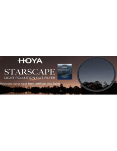 Filtro STARSCAPE de HOYA-55mm