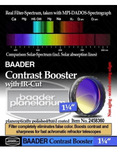 Contrast Booster with IR-Cut Baader