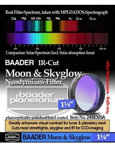 Moon & Skyglow Neodymium Baader