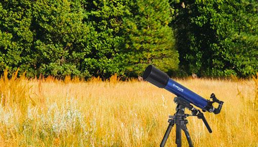 acercate a la naturaleza telescopios vanguard